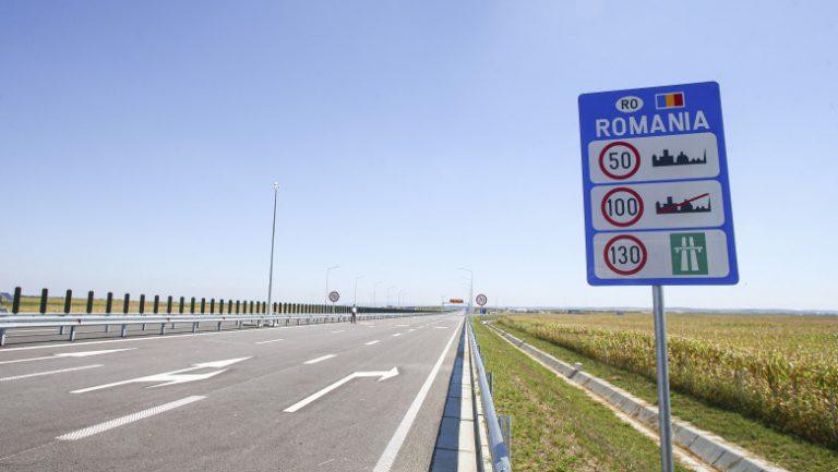 Mai multă siguranță pe viitoarele autostrăzi ale României