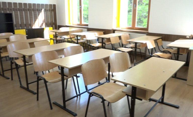 Rată mică a abandonului școlar în Argeș