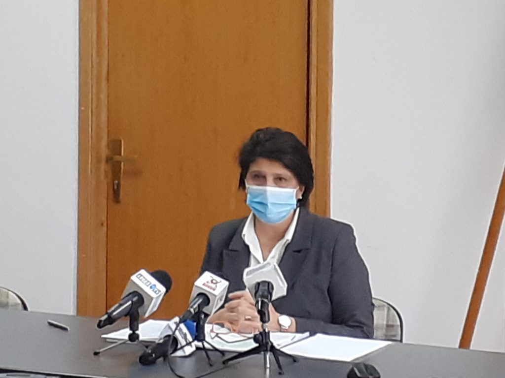 Liliana Murguleț, ISJ Argeș