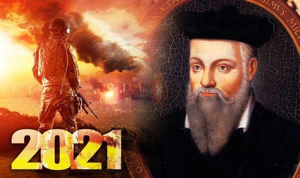 Ce predicții a făcut Nostradamus pentru 2021