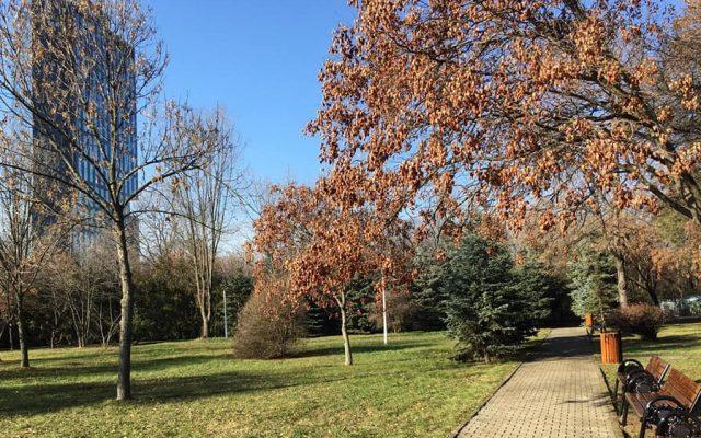 Un parc din București a primit numele Elisabetei Rizea