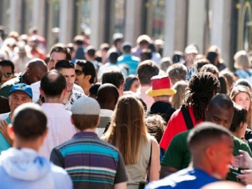 Populația României în scădere
