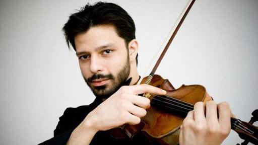 Violonistul Răzvan Stoica revine la Filarmonica Pitești
