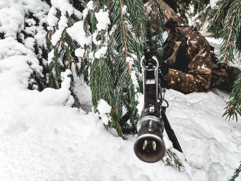 Cum se antrenează vânătorii de munte argeșeni
