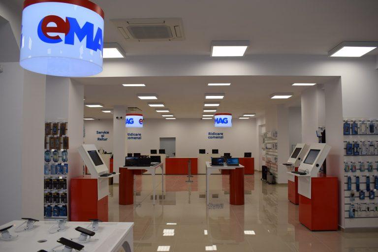 eMAG extinde serviciul de livrare rapidă Genius și în Pitești