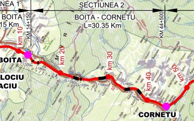 Autostrada Pitești – Sibiu, secțiune disputată de 11 constructori