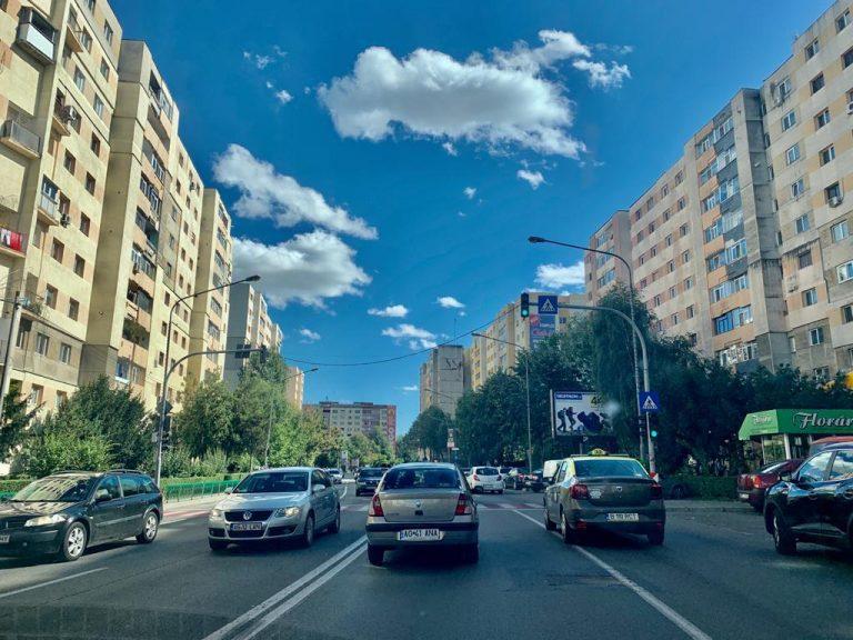 Reguli noi în traficul din Pitești