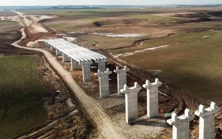 Drumul Expres DX12 avansează accelerat