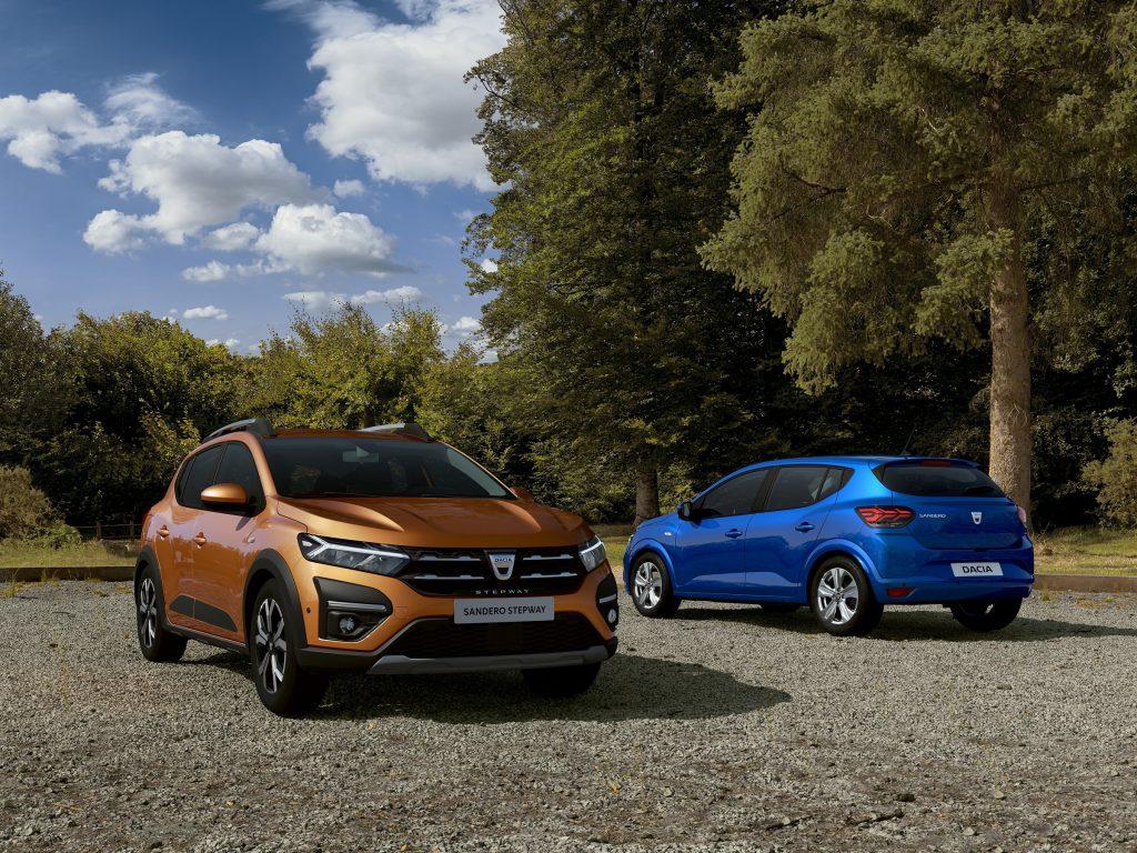 Noul model Dacia Sandero are succes