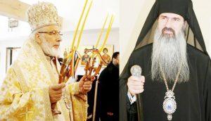 Duel arhieresc între doi arhiepiscopi