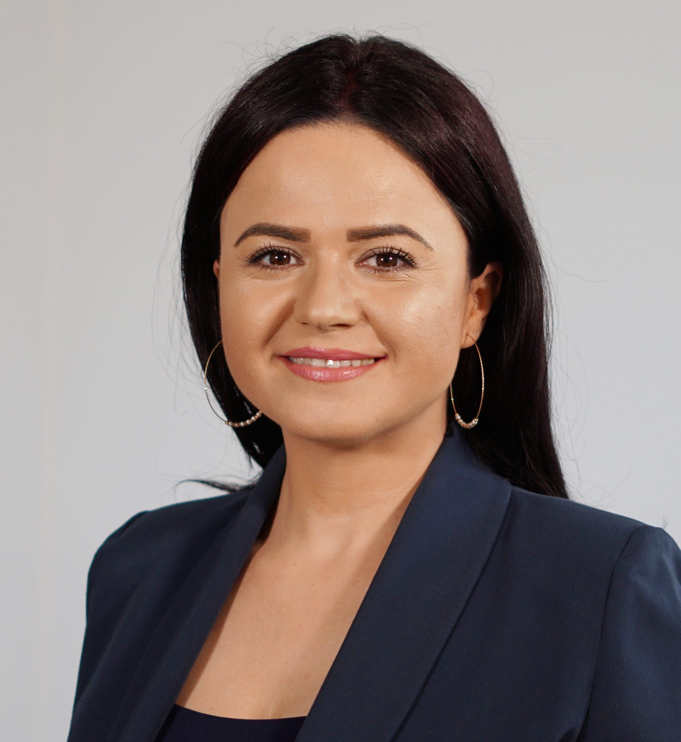 Emilia Mateescu prefect de Argeș