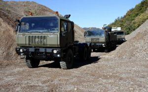 Camioane militare IVECO