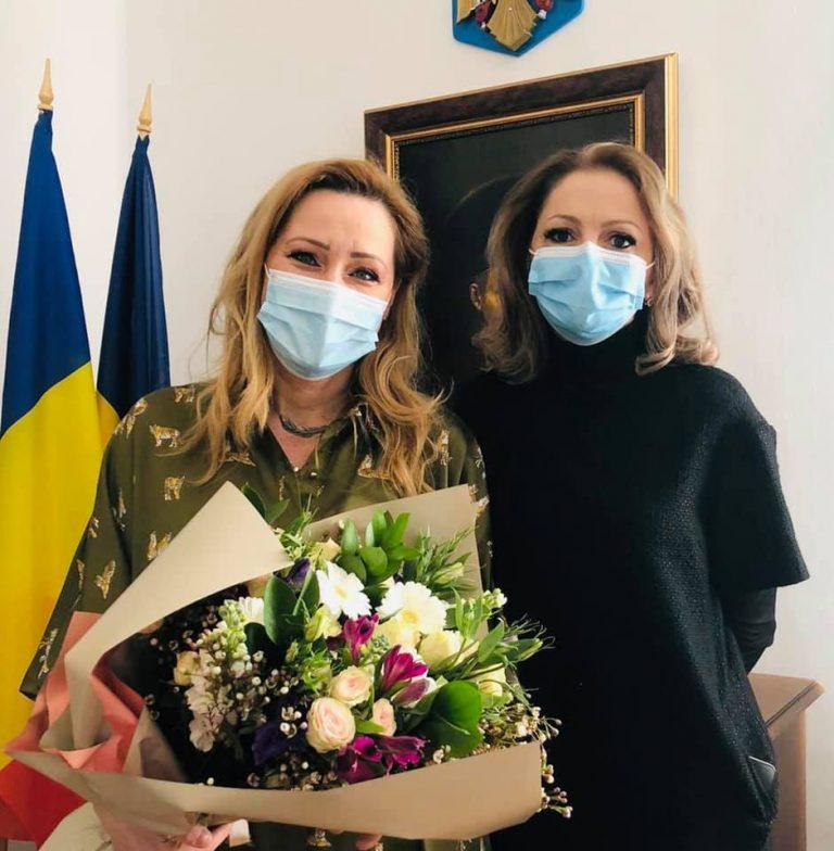 Elena Lasconi și-a găsit înlocuitor pentru o zi