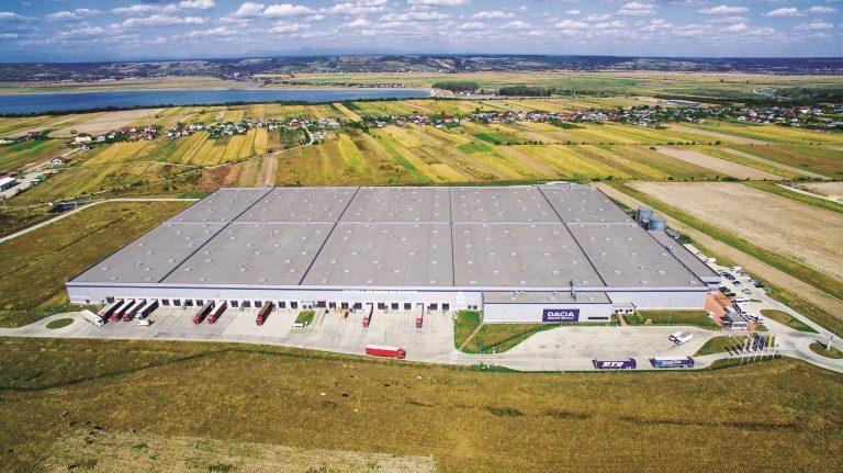 Vești bune: Dacia și-a prelungit cu 10 ani contractul de închiriere pentru centrul logistic de la Oarja