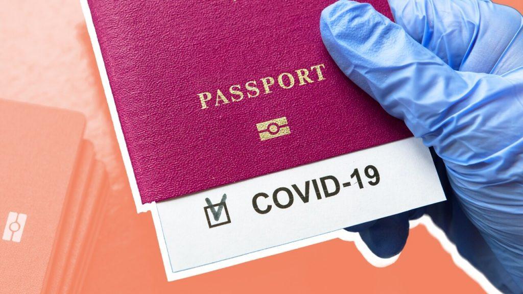 Pașaportul de vaccinare obligatoriu