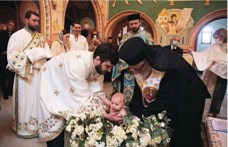 Ritualul botezului ortodox ar putea fi modificat