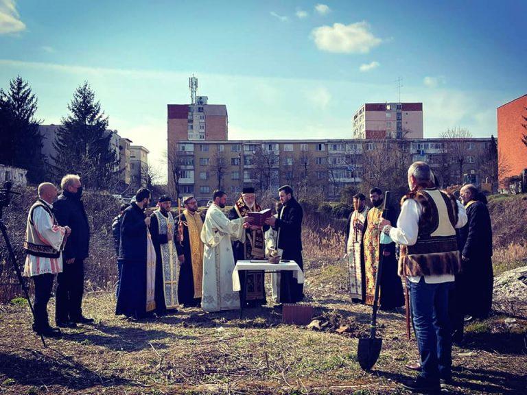 Biserică închinată victimelor Fenomenului Pitești