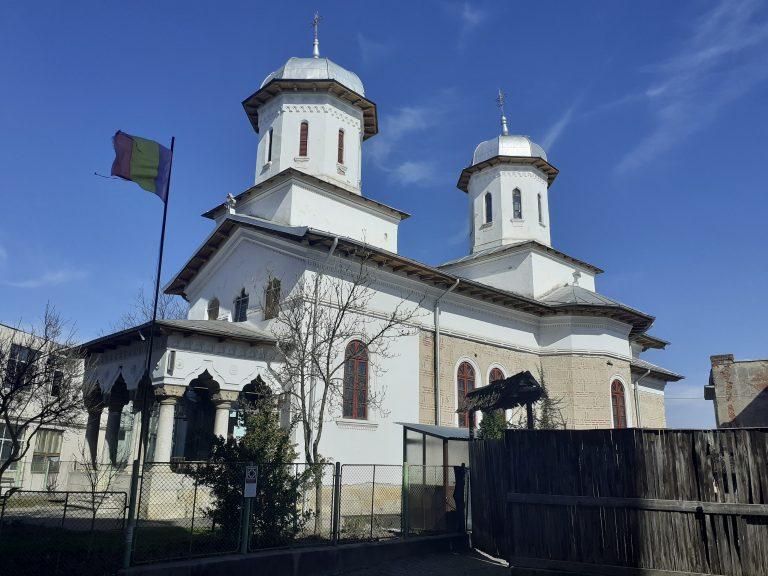 Istorii piteștene: Biserica Sfântul Mare Mucenic Mina