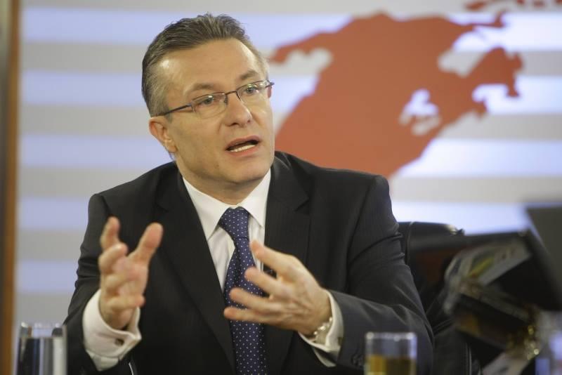 Cristian Diaconescu președinte