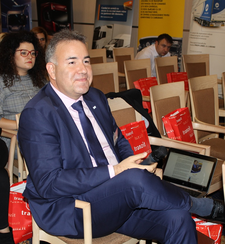 Cristian Nevzoreanu va conduce Comunicarea Renault România