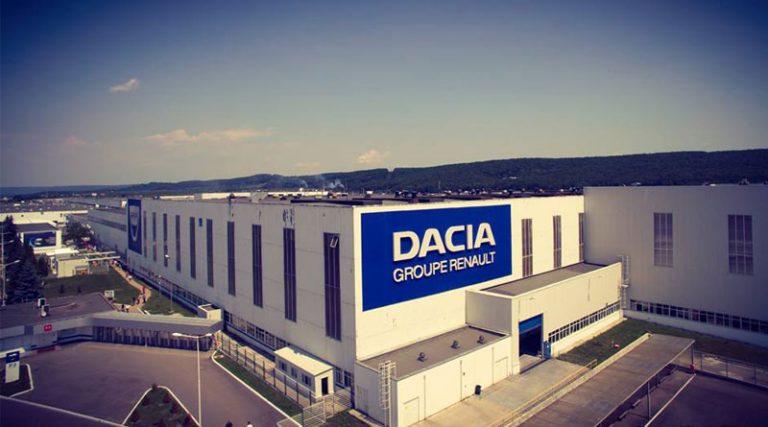 Dacia rămâne cel mai mare exportator al României