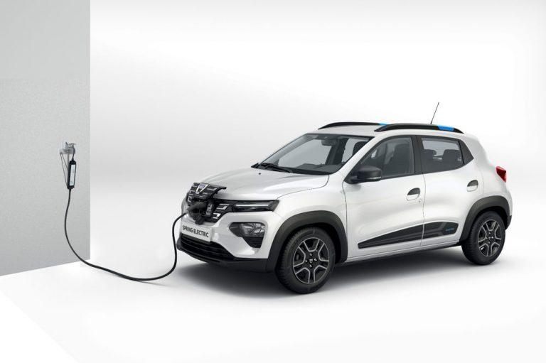 Dacia Spring a blocat platforma de precomenzi