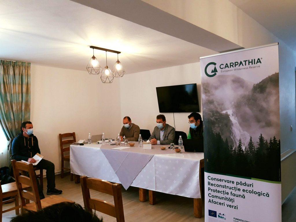 Puncte Gastronomice Locale în zona Rucăr-Dâmbovicioara