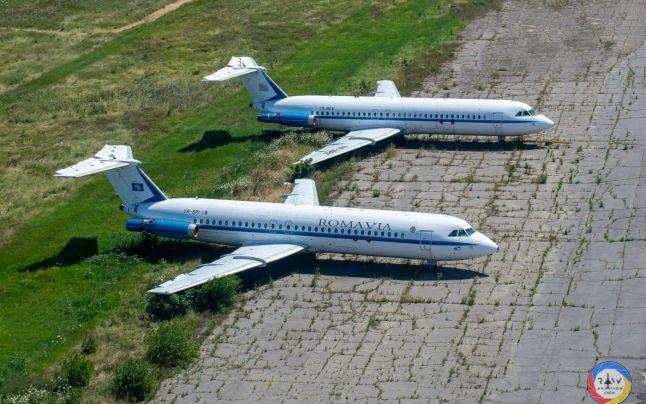 Două avioane românești au devenit piese de tezaur