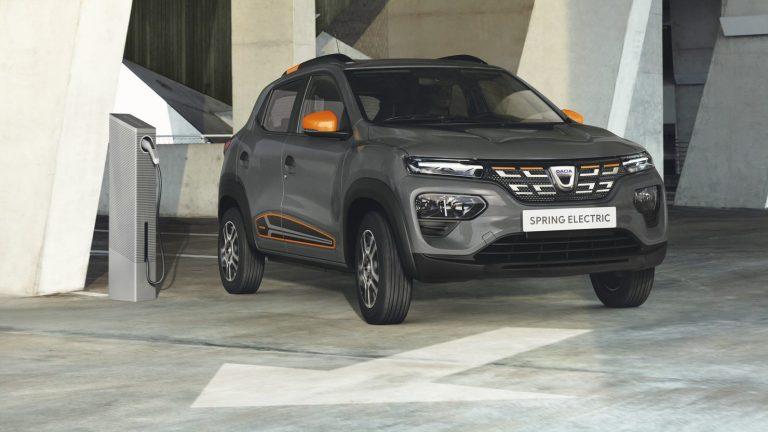 Cât va costa modelul Dacia Spring