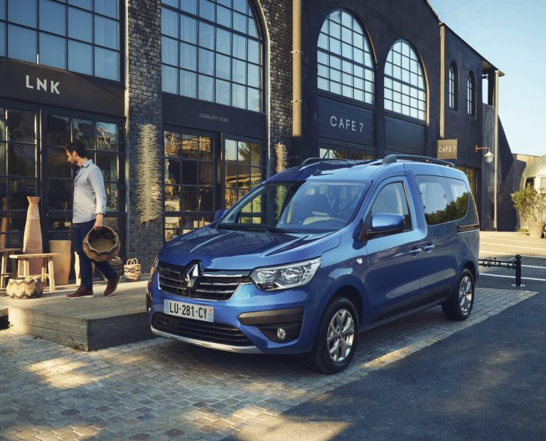 Dacia Dokker înlocuită de Renault Express Van