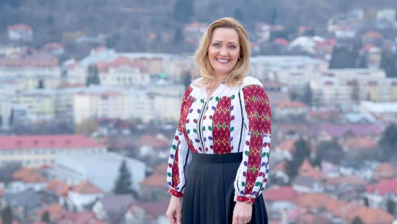 Elena Lasconi primar de oraș