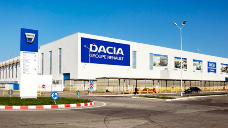 Vremuri bune, Dacia nu mai oprește producția