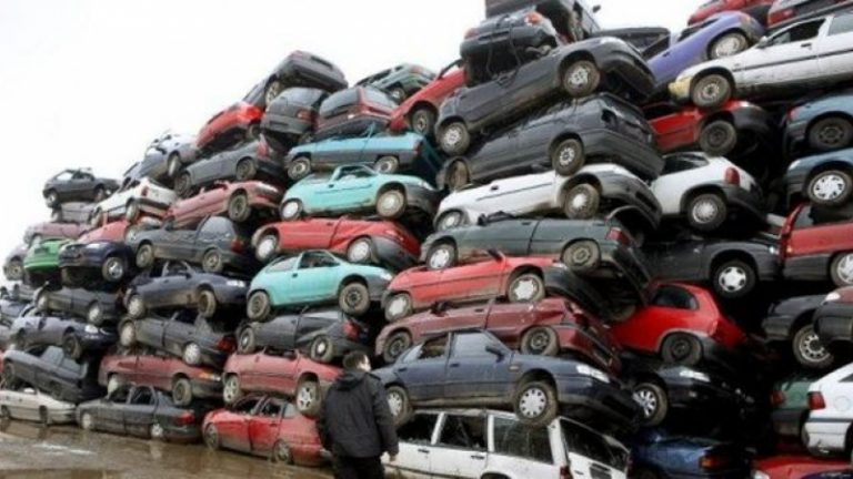 Polița RCA – obligatorie și pentru mașinile abandonate sau nefolosite
