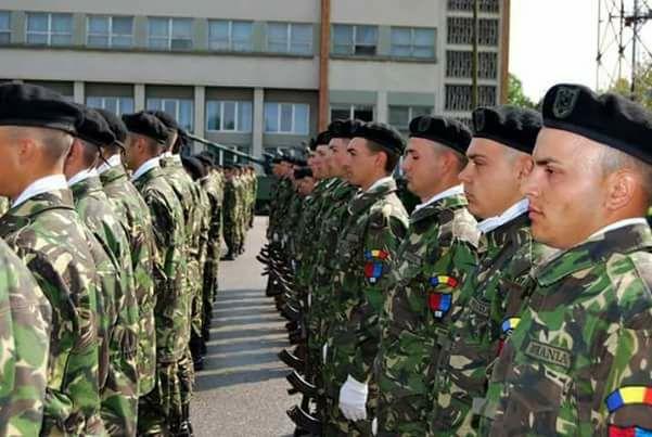 Armata recrutează rezerviști voluntari și triplează soldele