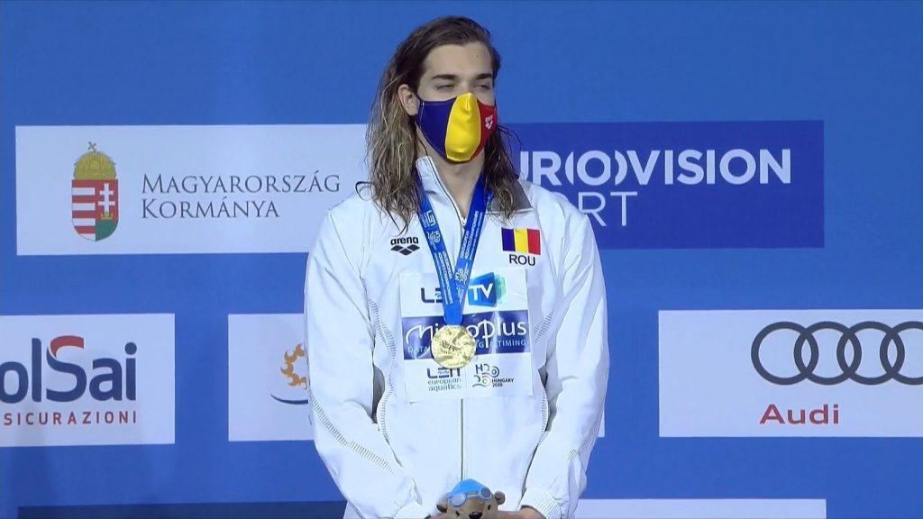 Robert Glință campion