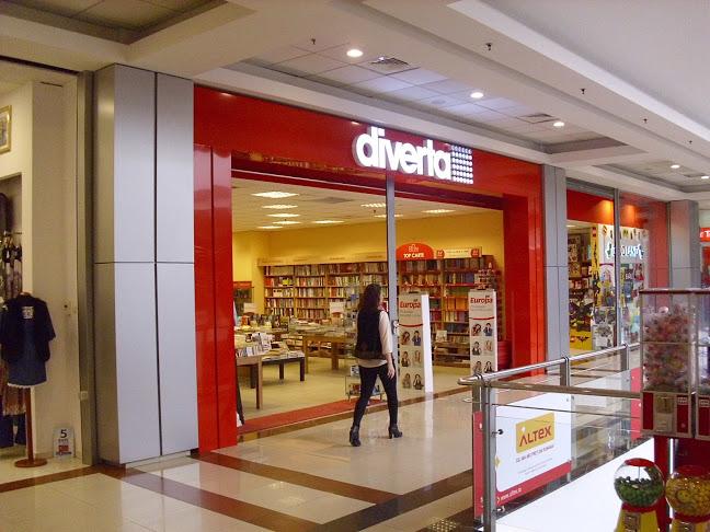 Lanțul de librării Diverta solicită intrarea în insolvență