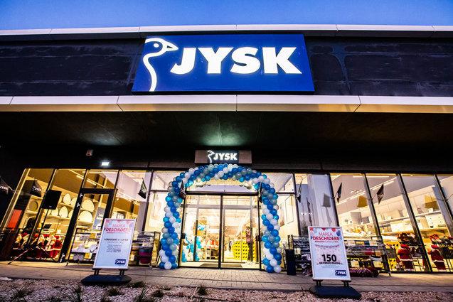 JYSK și-a deschis un nou magazin în Vivo! Pitești