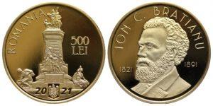 Monedă de aur