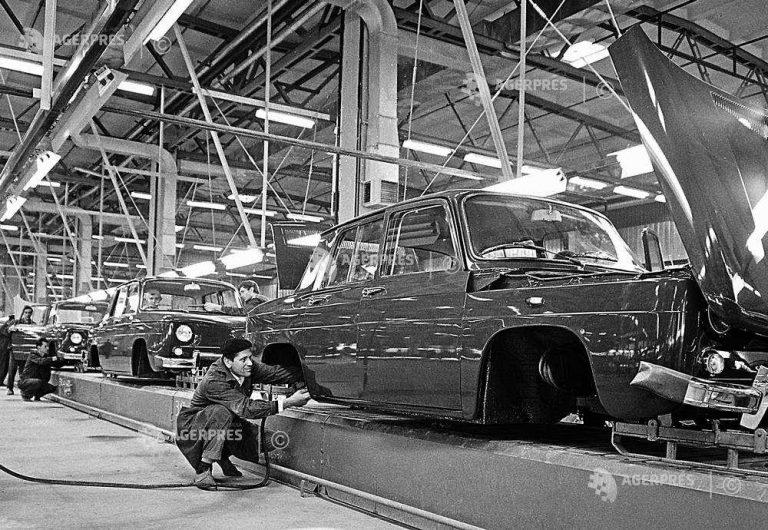 Uzina Dacia – 53 de ani de la inaugurare