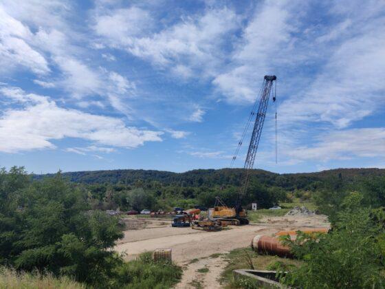 Au început oficial lucrările la secțiunea de autostradă Pitești – Curtea de Argeș